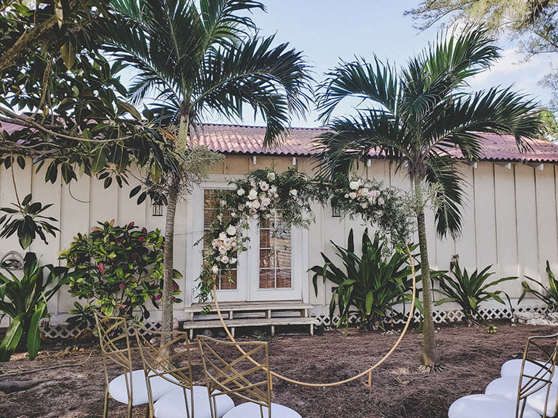 Ranch Style Classic Ceremony
