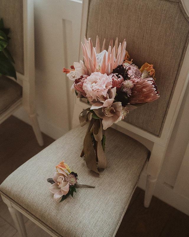 Classy Tropical Bouquet